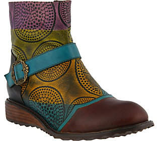 Spring Step L'Artiste by Leather Boots - Herietta