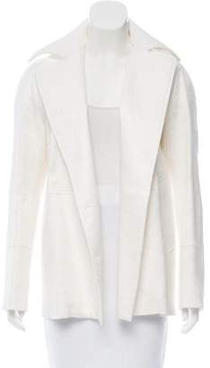 Reed Krakoff Textured Notch-Lapel Blazer
