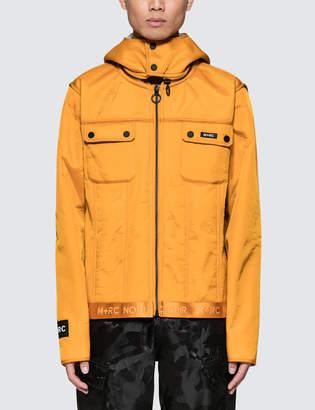 M+Rc Noir Fargo Shearling Jacket