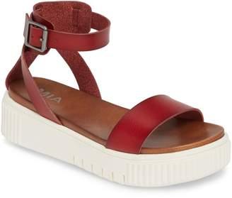 dc6fe3bbc7e Mia Lunna Platform Ankle Strap Sandal