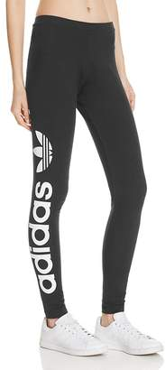 adidas Originals Linear Leggings $35 thestylecure.com