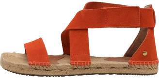 UGG Womens Mila Sandals Fire Opal