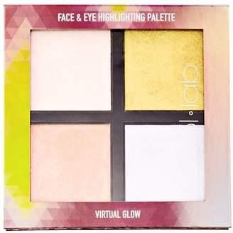 Col Lab Virtual Glow Face & Eye Highlighting Palette