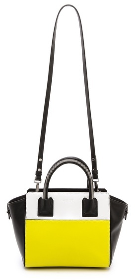 Milly Logan Small Tote