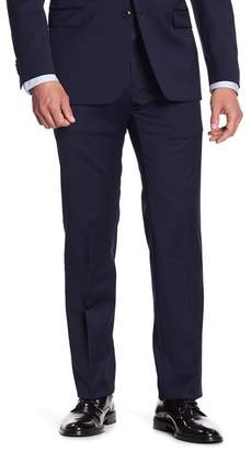 "Tommy Hilfiger Tyler Modern Fit TH Flex Performance Suit Separate Pant - 30-34"" Inseam"