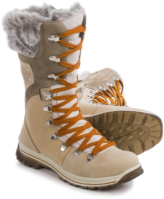 Santana Canada Melita Leather Snow Boots - Waterproof, Insulated (For Women) $109.99 thestylecure.com