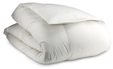Siberian White Goose Down Comforter, 312 Thread Count