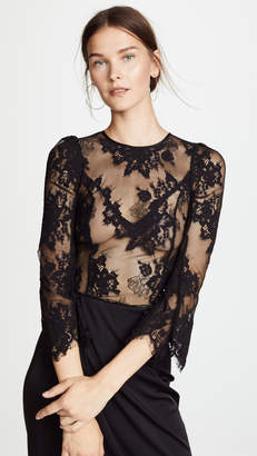 Misha Collection Gracie Lace Top