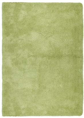 George Home Supersoft Rug - Green