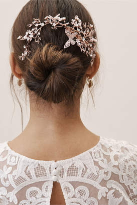 New View Aa Bridal Pero Hair Clip