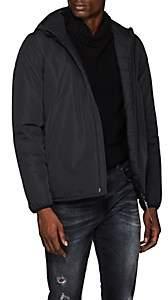 Stutterheim Raincoats Men's Grevie Padded Hooded Jacket - Black