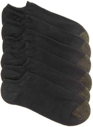 Gold Toe Premier No Show Socks - 6 Pack - Men's