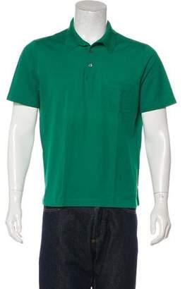 Hermes Short Sleeve Polo Shirt
