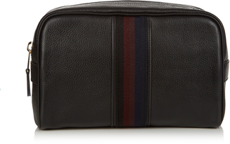 PAUL SMITH City leather wash bag $233 thestylecure.com