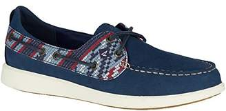 Sperry Women's Oasis Dock Fair Isle Boat Shoe