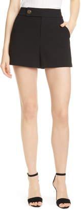 Alice + Olivia Bradwin High Waist Shorts