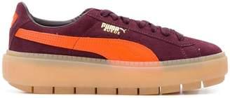 Puma platform Trace Block sneakers