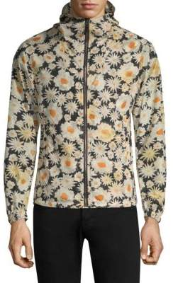 Burberry Daisy-Print Jacket
