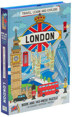 NEW Sassi Travel Learn & Explore London