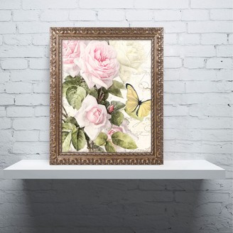 Flora Bella Trademark Fine Art Ornate Framed Wall Art