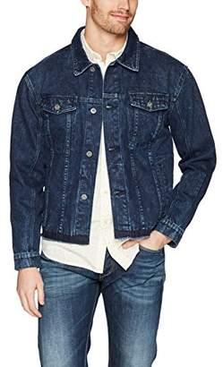 Zanerobe Men's Cotton Snitch Denim Jacket