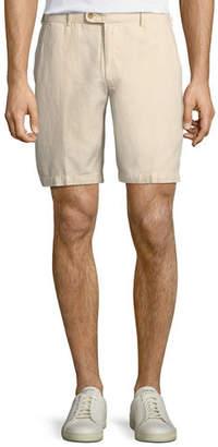 Peter Millar Seaside Cotton-Blend Shorts