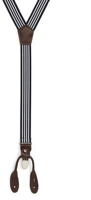 Nordstrom Brooks Stripe Suspenders
