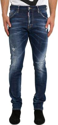 DSQUARED2 Cool Guy Jeans With Stains