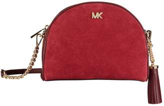 MICHAEL Michael Kors Medium Suede Front Cross Body Bag