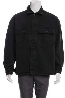 Yeezy Season 6 Workwear Shirt Jacket w/ Tags