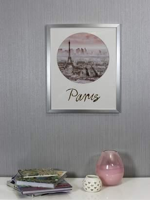 Arthouse ARTHOUSE Romantic Paris City Framed Canvas