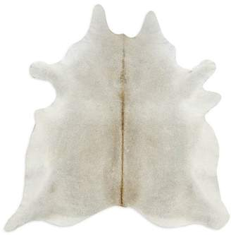 Saddlemans Gris Tan Cowhide Rug