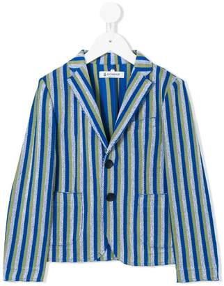 Dondup Kids striped blazer