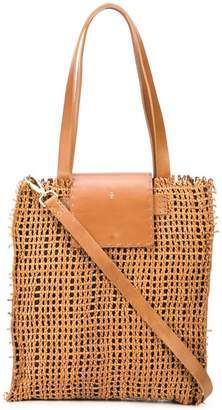 Henry Beguelin Mimosa tote bag