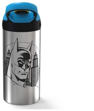 Zak Designs Batman 19oz Stainless Steel Water Bottle