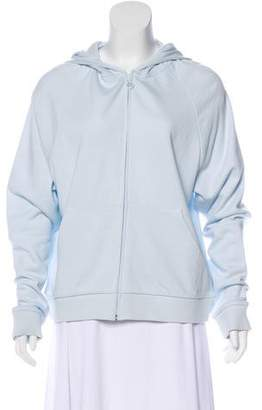 Tory Sport Hooded Athletic Jacket