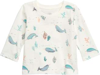 Peek Essentials Narwhal T-Shirt
