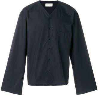 Lemaire v-neck shirt