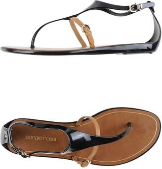 Sergio Rossi Toe strap sandals