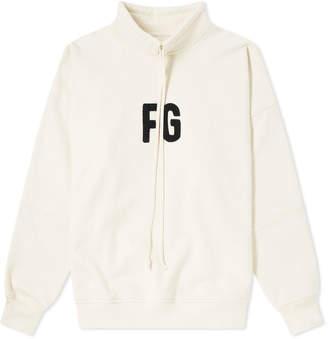 Fear Of God Mock Neck FG Pullover