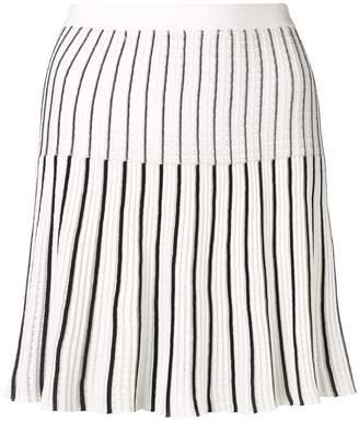 Sonia Rykiel pleated tennis skirt
