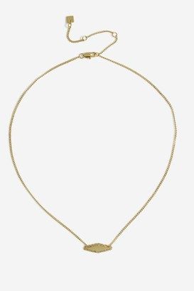 Topshop House of Freedom Diamond Necklace