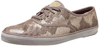 Keds Women's Champion Sequin Fashion Sneaker $52.99 thestylecure.com