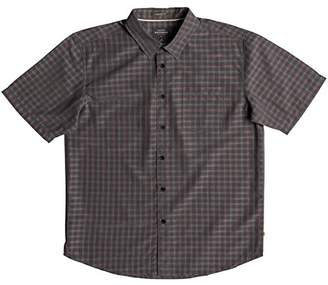Quiksilver Waterman Men's Checked Light Woven Top