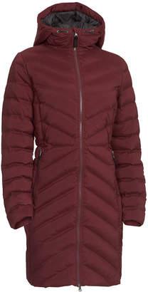 Eastern Mountain Sports Ems Women's Cascade Stretch Full-Zip Hooded Down Jacket