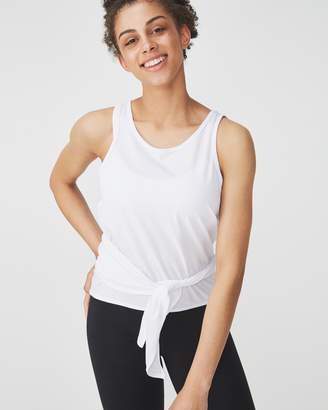 Wrap-Back Tank Top