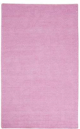 Pottery Barn Teen Capel Speckled Chenille Rug, 3X5, Pink Lilac