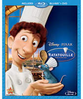 Disney Ratatouille - 2-Disc Combo Pack
