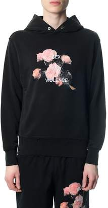 Misbhv Black Hooded Sweatshirt