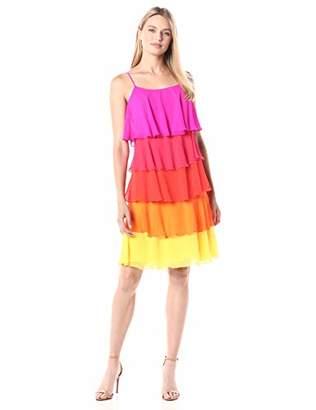 Trina Turk Women's Sunshine Tiered Dress